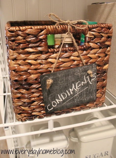 Make Your Own Chalkboard Tags by The Everyday Home