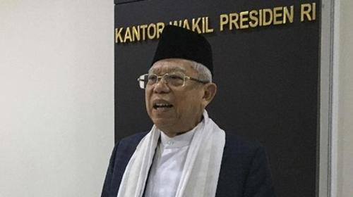 Dijuluki King of Silent, Maruf Amin Beri Respons Mengejutkan