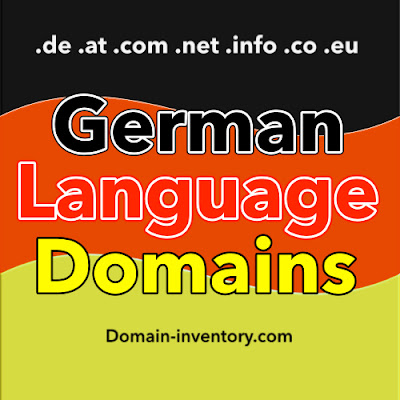 German Language Domains