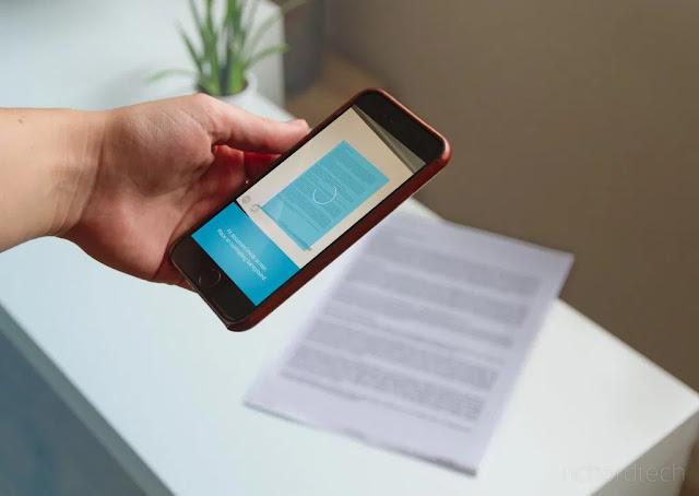 7 Aplikasi Scan Berkas Untuk Smartphone