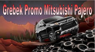 Promo Penjualan Mitsubishi Pajero Sport