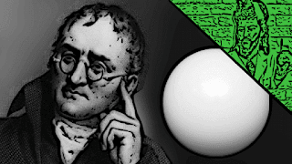 O Átomo: entendendo o modelo atômico de John Dalton