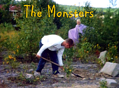 13: THE MONSTERS / Richard Olson: Monster Kid Home Movies - 1964