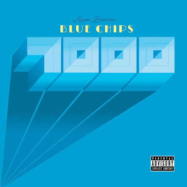 Action Bronson - Blue Chips 7000 Cover