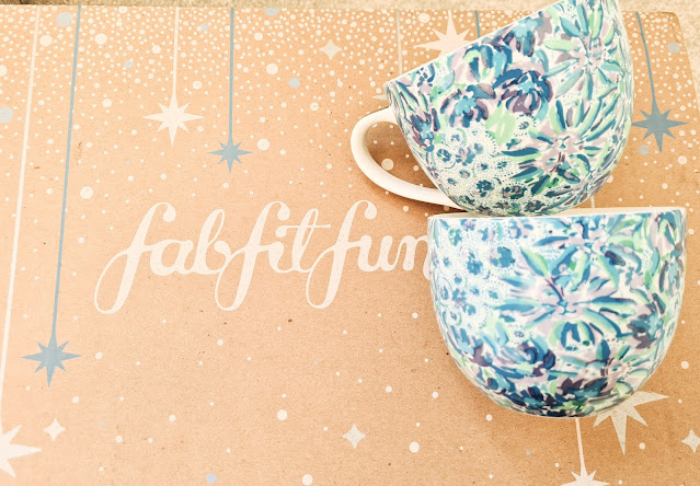 Lilly Pulitzer Ceramic Mugs review