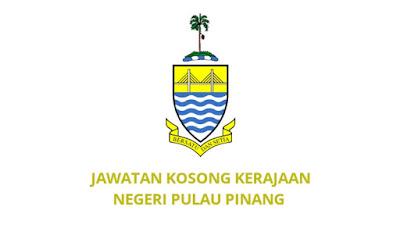 Jawatan Kosong Kerajaan Negeri Pulau Pinang 2019