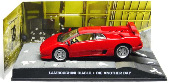 Lamborghini Diablo Die another day 1:43