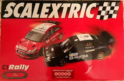 Circuitos: Scalextric C1 Rally Tecnitoys