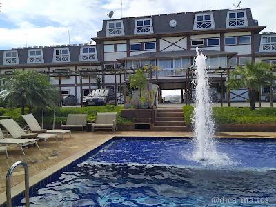Conheça o melhor hotel de Extrema