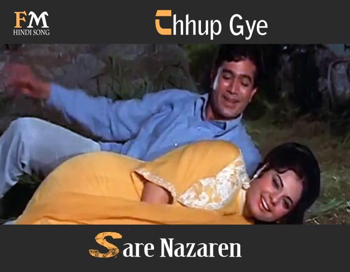 Chhup-Gaye-Sare-Nazaren-Do-Raaste-(1969)
