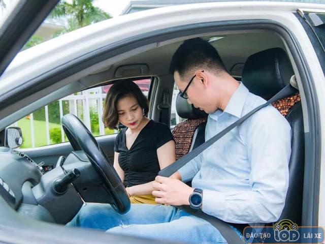 Học lái xe ô tô B1, B2, C khu vực Quận Ba Đình