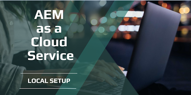 AEM as a Cloud Service