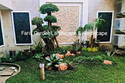 Tukang Taman Bali Denpasar Profesional - Jasa Pembuatan Taman di Bali