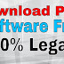 Top 7 Websites to legally download Paid Software for FREE!