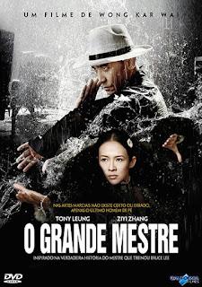 Capa filme O Grande Mestre (Yi dai zong shi) Grátis