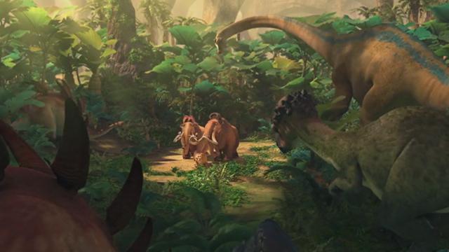 Η Εποχή των Παγετώνων 3: Η Αυγή των Δεινοσαύρων (2009)