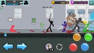 Anger of Stick 5 Zombie v1.1.8 Sınırsız Para Hileli APK indir
