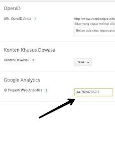 Cara Mendaftarkan Web atau Blog Ke Google Analystic Terbaru 2016.