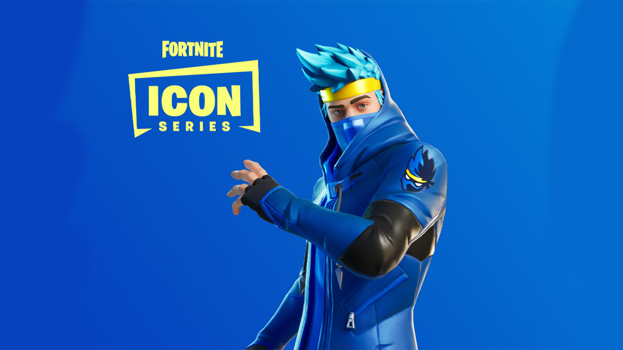 Ninja is getting his own skin in 'Fortnite'