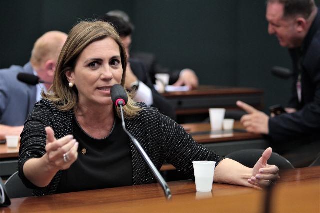 Rosana Valle propõe adiamento, por três meses, para empregador depositar FGTS