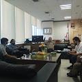 Mualem dan Senator Fachrul Razi  Rapat Teknis Bersama BNPB Bahas Teknis Pemulangan Warga Aceh di Malaysia