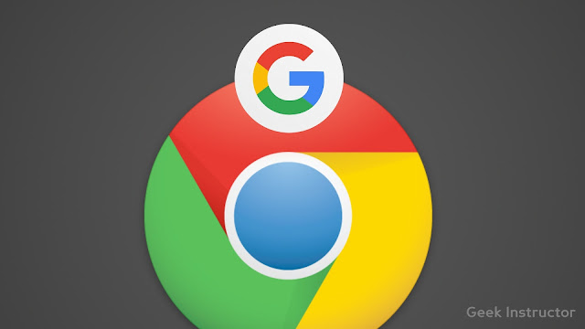 Change default Google account on Chrome Android