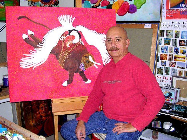 Pintor Cajabambino: Genaro Urbina Cardenas