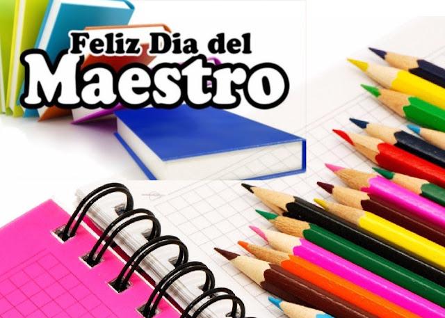 Día del maesttros, imágenes y frases