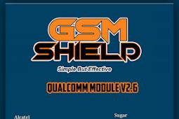 GSMShield Qualcomm v2.6 Released