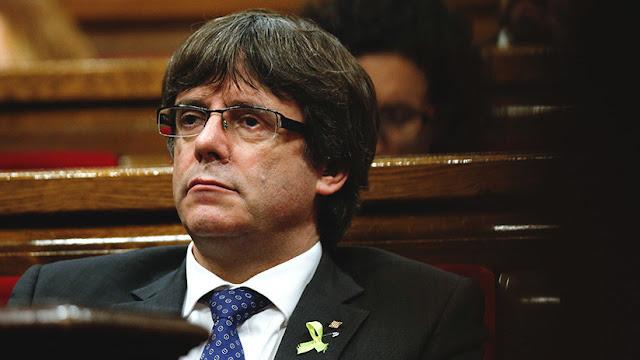 """""""Esto se ha terminado"""": Puigdemont asume en privado la derrota del proceso independentista"""