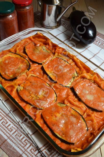 hiperica di lady boheme blog di cucina, ricette gustose, facili e veloci. Lasagne alla parmigiana di melanzane