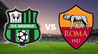 مشاهدة مباراة روما ضد ساسولو 2-4-2021 بث مباشر في الدوري الإيطالي