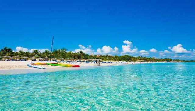 beautiful vacation islands