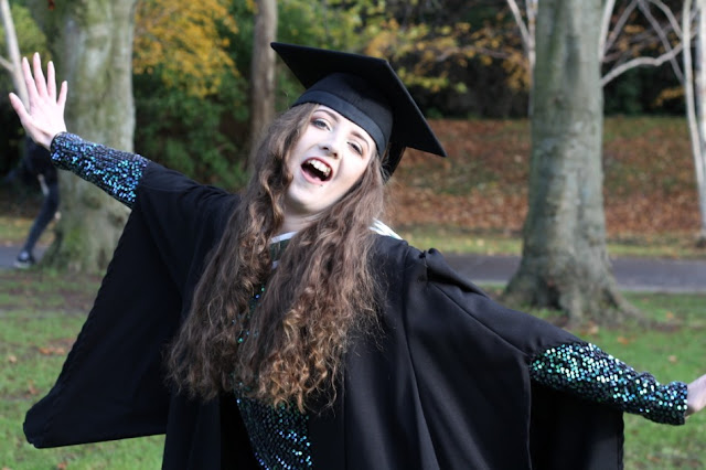 Síomha Graduation in Belfield 2019