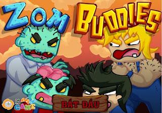 Game zombie đột kích hấp hẫn