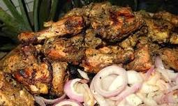 Cuisine, restaurant, Dibi, poulet, grillade, viande, feu, charbon, bois, four, fast, food, local, nourriture, ingrédients, viande, recette, plat, repas, LEUKSENEGAL, Dakar, Sénégal, Afrique