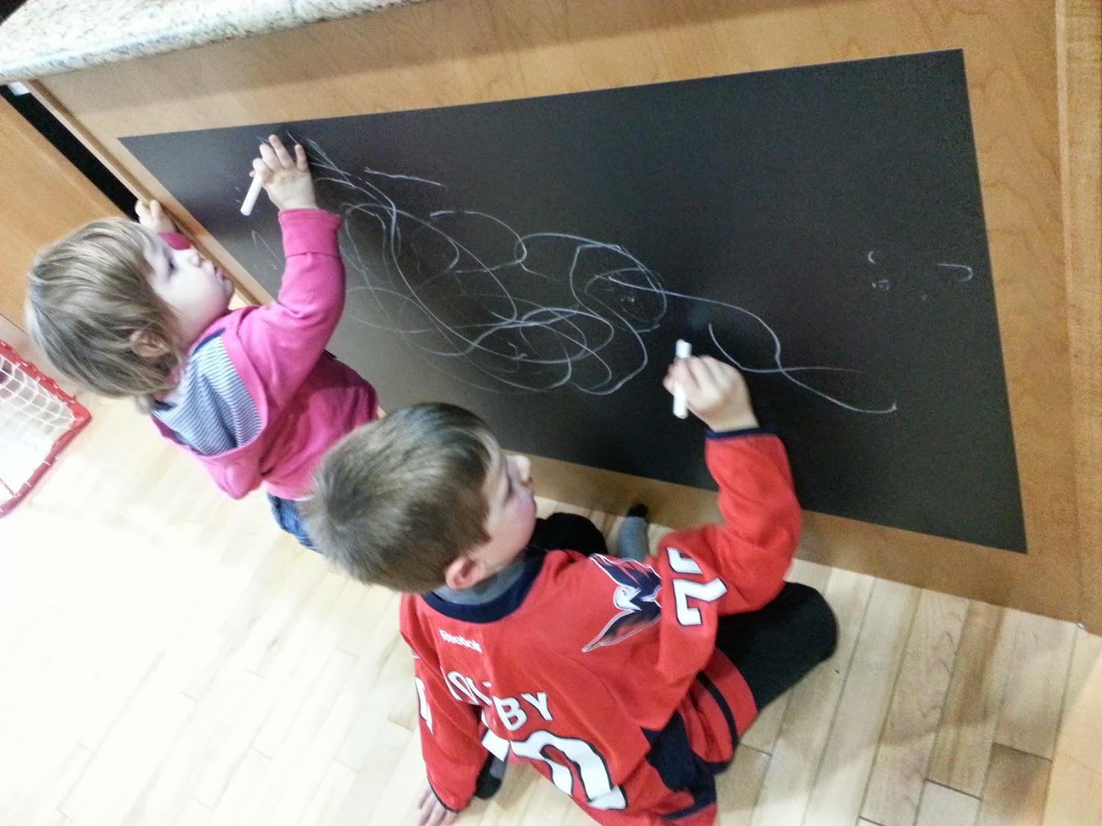 Island Chalkboard