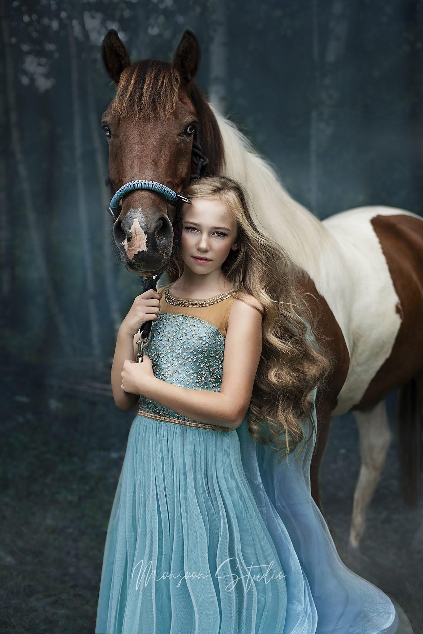 sesja z koniem, fotograf Mazowsze, fotograf Warszawa,