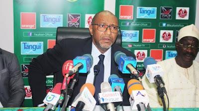 رئيس الاتحاد الكاميرون يعتذر عن عدم استضافة مباريات دورى أبطال إفريقيا