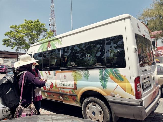 Bersama Team Media ke Perak