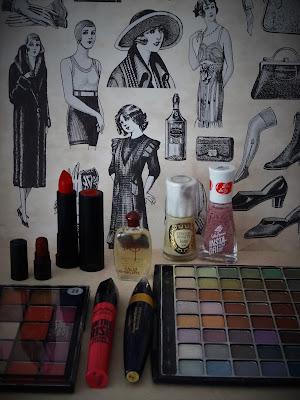 Geschiedenis van make up Make up door de eeuwen heen