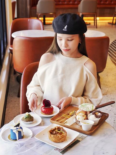 台南安平區美食【卡啡那 台南市府店】餐點介紹