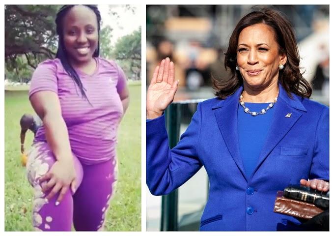 Florida woman pleads guilty to threatening to kill Kamala Harris