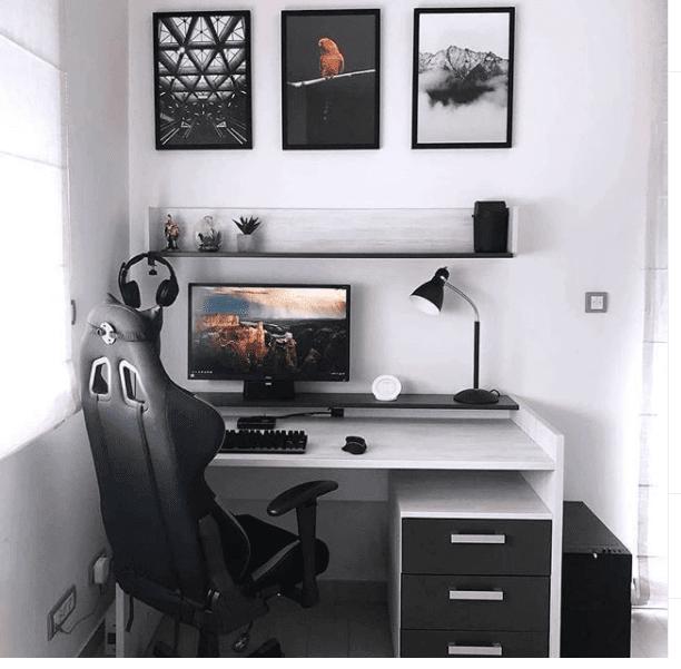 Inspirasi Setup Meja Kerja Minimalis di Rumah