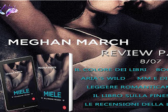 Review party: Miele - Billionaire Thrilogy di Meghan March
