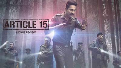 Article 15 (2019) Hindi Full Movies Free Download HD 480p