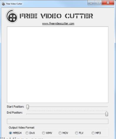 تحميل برنامج تقطيع الفيديو مجانا للكمبيوتر Free Video Cutter