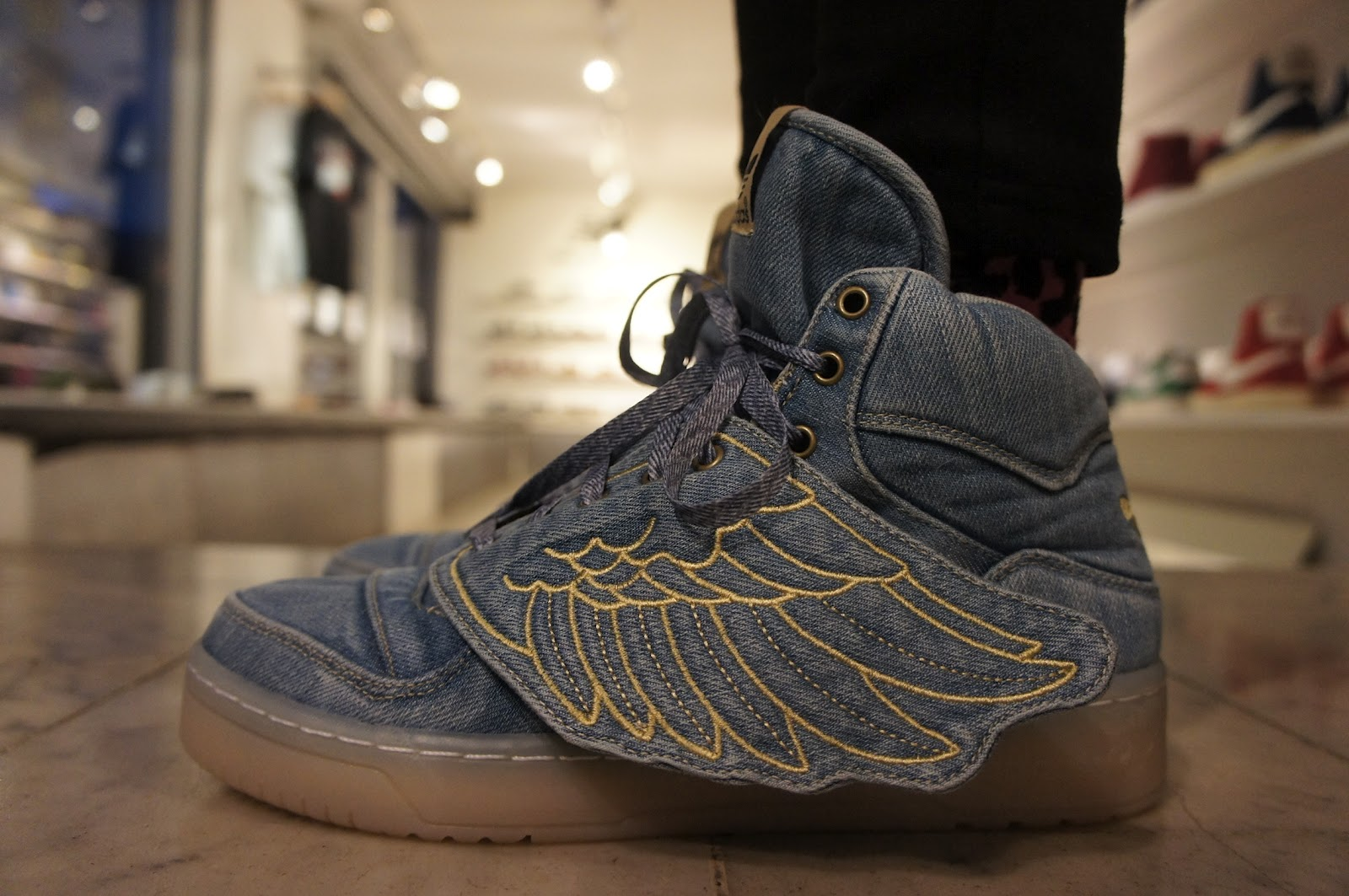 989f99be76bd Six Feet Down  Jeremy Scott x Adidas Originals Spring 2012