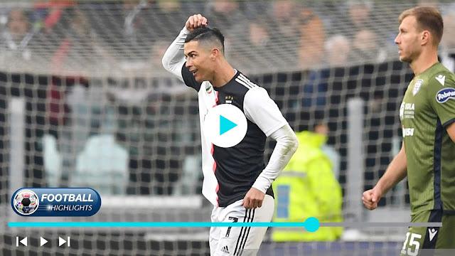 Juventus vs Cagliari Highlights