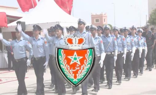 المديرية العامة للأمن الوطني نموذج مباراة توظيف المساعديين الإداريين